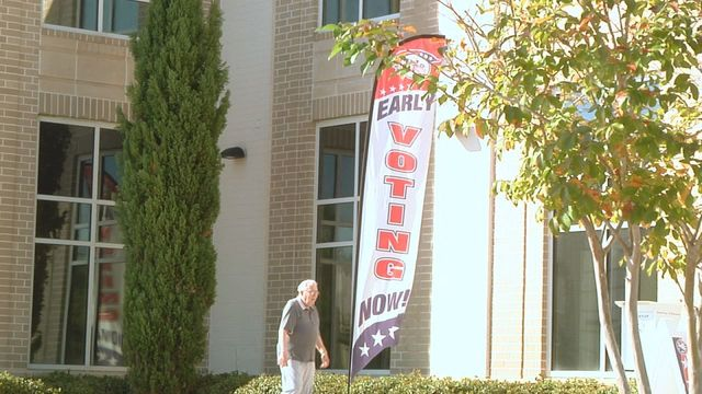 Early Voting Draws Record Numbers in Bay County