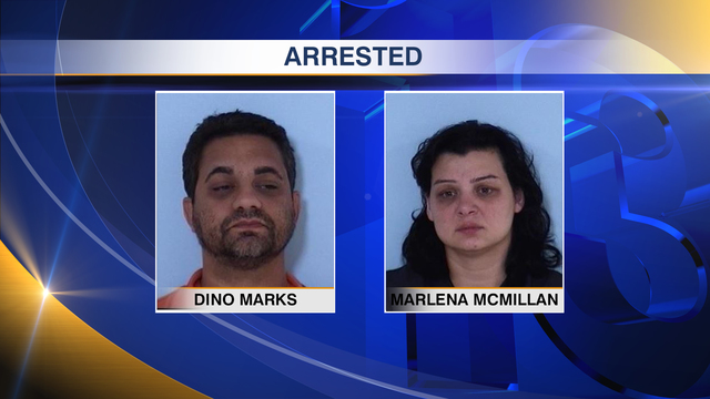 Georgia couple arrested in Walton Co. for credit card scam