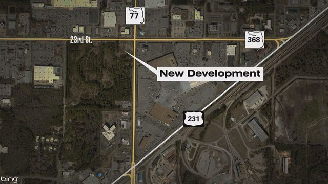 Timeline For Multi-Million Dollar Shopping Development at Old Hawkins Property in PC Delayed