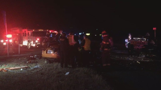 FHP: Alcohol a factor in head-on wreck in Panama City Beach