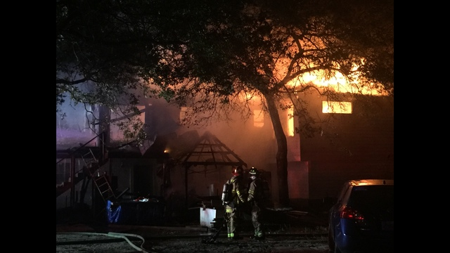 One Person Killed In Panama City Beach House Fire