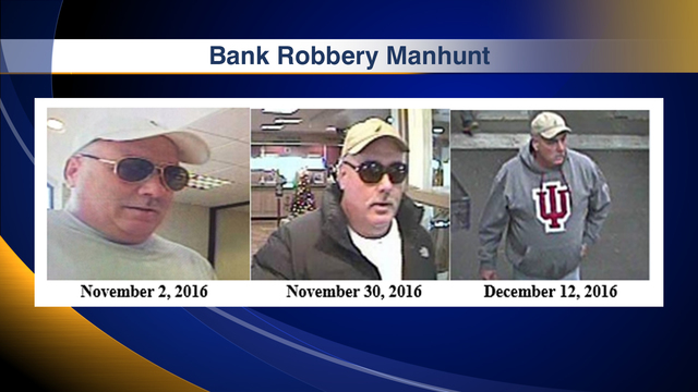 Serial Bank Robber May be Heading to Northwest Florida