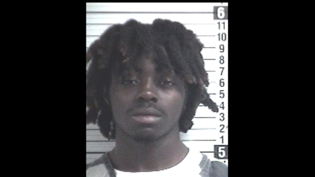 Teen Arrested for Burglary