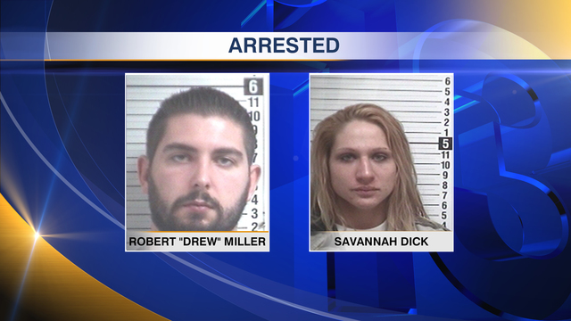 Two Arrested in PCB Drug Bust