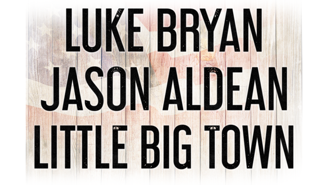 Little Big Town, Luke Bryan and Jason Aldean to Headline Pepsi Gulf Coast Jam