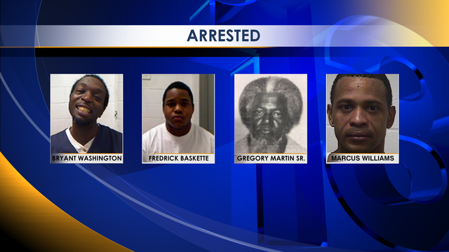 Calhoun Co. Sheriff Arrests 13; Searching for More