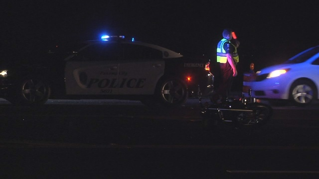 Motorcyclist Critically Injured in Panama City Wreck