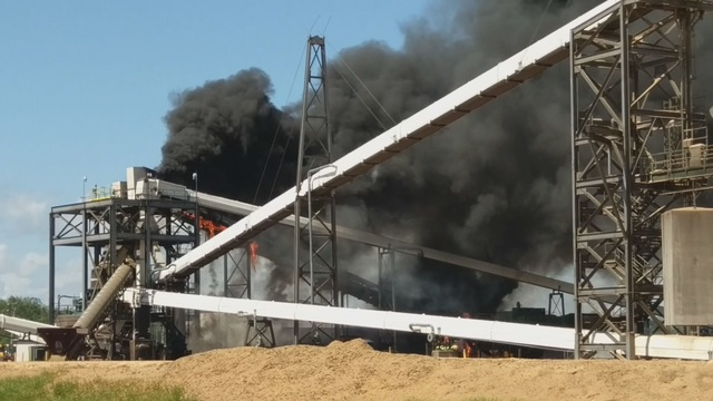 Enviva's Cottondale facility damaged by fire