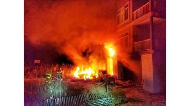 Fire causes $200,000 in Damage to Miramar Beach Home