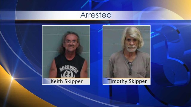 Brothers Charged in Marijuana Grow Operation