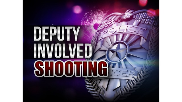 Deputy Involved Shooting In Holmes County