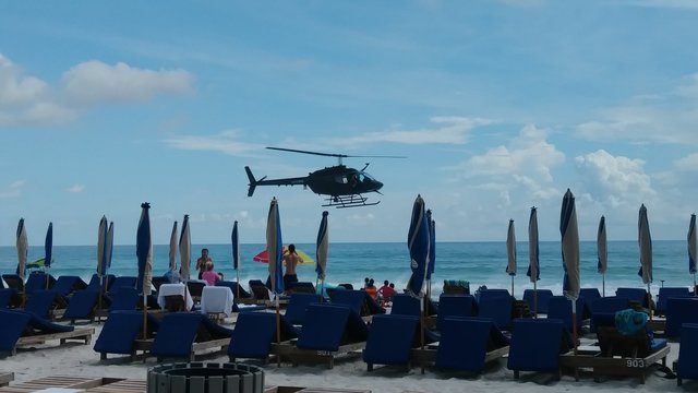 Rough Surf Closes PCB to Swimmers