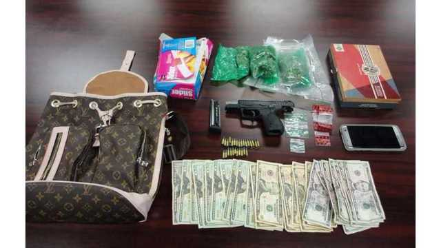 Two Teens Arrested on Felony Narcotics Charges