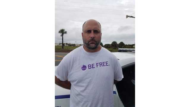 Bay County Man Arrested for Performing Sexual Acts on Himself in Public