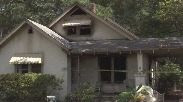 Panama City Home Significantly Damaged in Fire