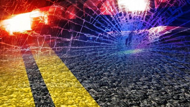 Pedestrian Killed in Crash