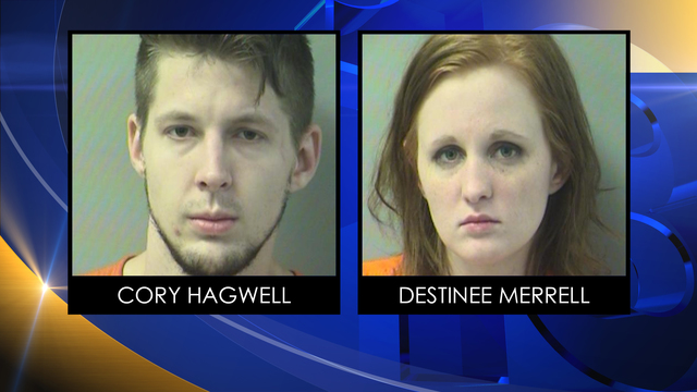 Mom, boyfriend charged after 3-year-old found dead in woods