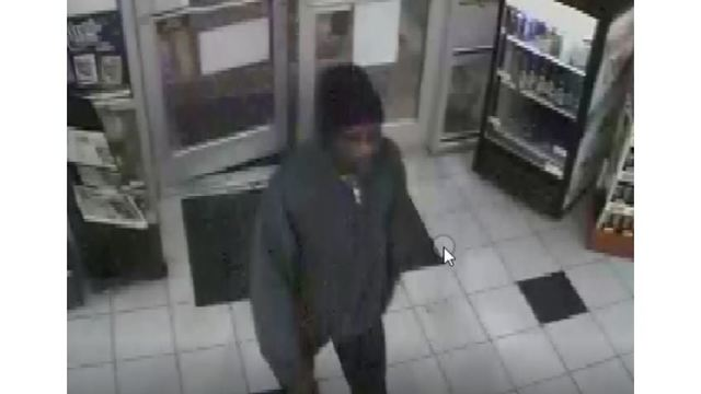Deputies Searching for Robbery Suspect