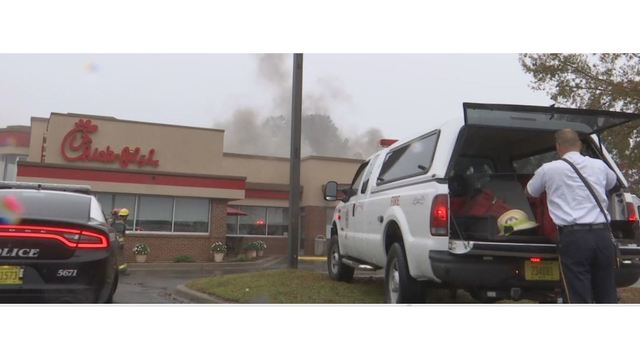 Repairs Needed After Chick-Fil-A Fire