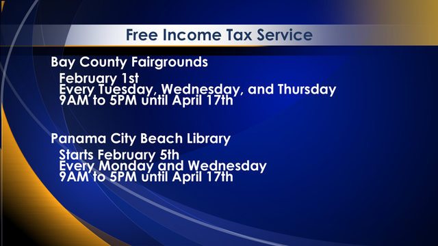 Tax filing season starts Monday