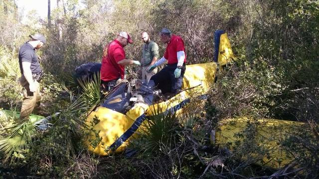 One Person Injured in Plane Crash near Carrabelle