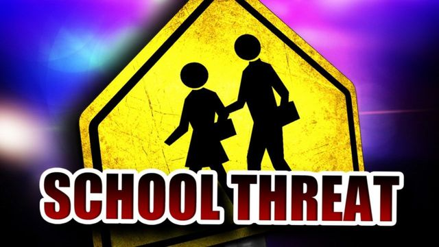 HCSO: Student Arrested After Threatening to Shoot People at School