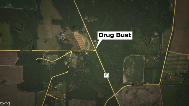 Man Arrested on Drug Related Charges in Marianna Following a Traffic Stop