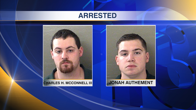 Two Arrested for Sexual Assault on a Child