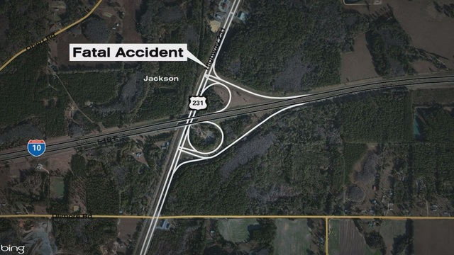 Driver killed, passenger seriously injured in interstate ramp wreck