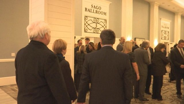 Bay County Chamber of Commerce Celebrates 2017 with Dinner, and Awards Ceremony