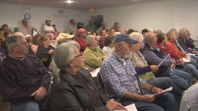 Mexico Beach Property Owners Weigh In On Possible Fire Assessment