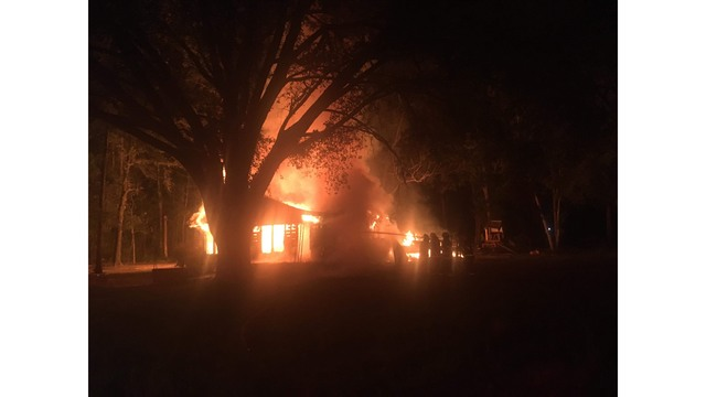 State Fire Marshall Investigating What Caused a Blountstown House Fire