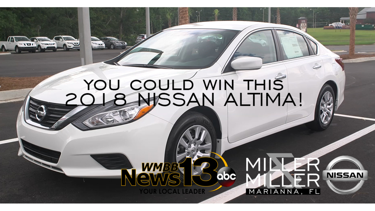 Nissan altima sweepstakes