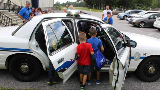 Crestview Youth Police Academy now Accepting Applications
