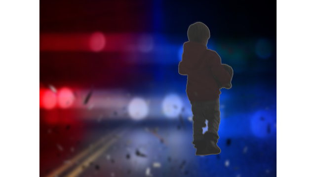 Toddler Injured After Being Struck In a Driveway