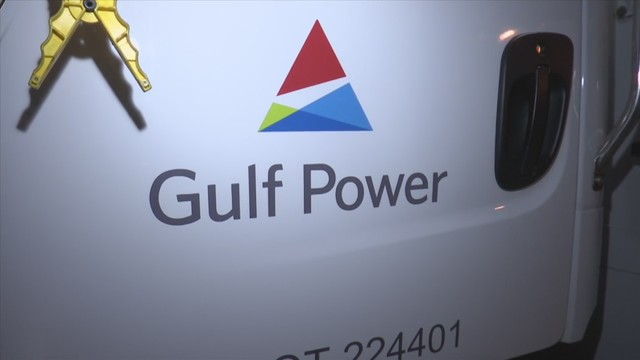 Gulf Power hopeful electricity will be restored to majority of customers by Oct. 24