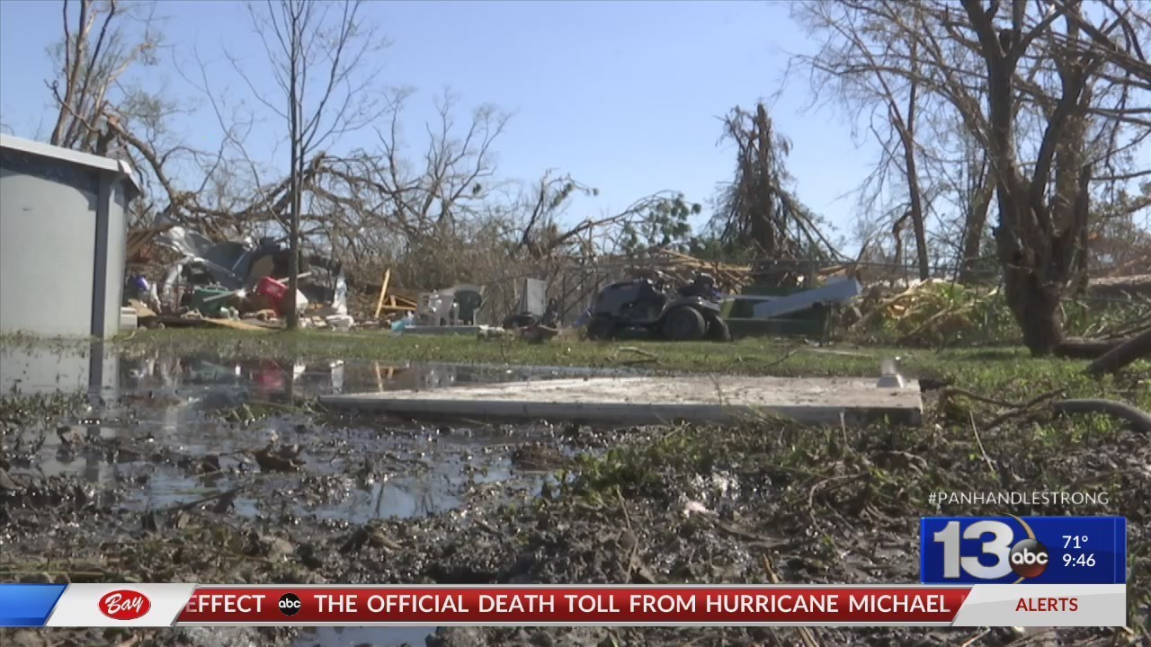 A look at the devastation in Callaway
