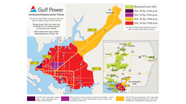 Rutherford Electric Power Outage Map.Real Time Updates Panhandle Power And Utilities Update