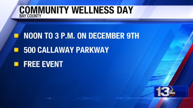 Department of Health Hosting Community Wellness Day