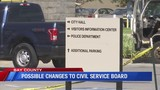 Residents will Vote to Change Civil Service Board's Role