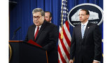 Barr: 'The special Counsel found no collusion'