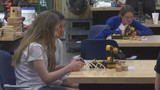 Gulf Coast State College encourages young girls in STEM