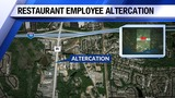 Crestview Popeyes employee sent to hospital after fight