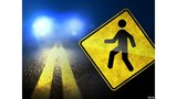 One person in serious condition after pedestrian vs. vehicle accident